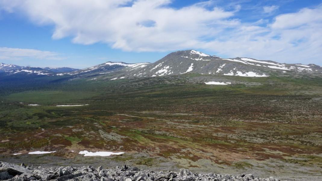ЛЕТНИЙ тур на плато Маньпупунёр
